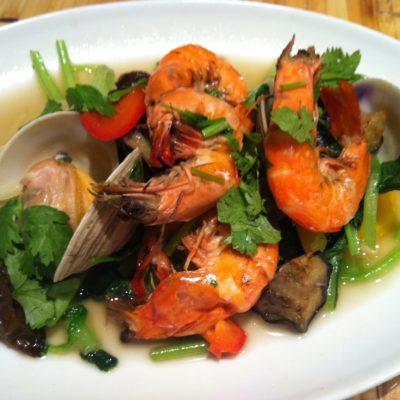 HẢI SẢN sea foods – 海鮮 –