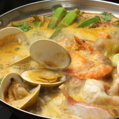 LẨU hot pot – 鍋 –